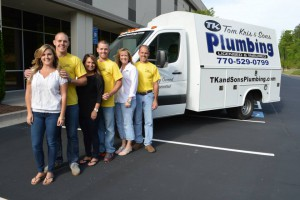 Tom Kris Plumbing Family