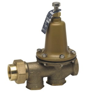 Pressure Reducing Valve Installation